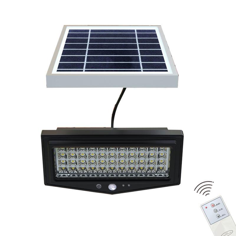 New Pir 12V Small Solar Security Led Solar Motion Sensor Light
