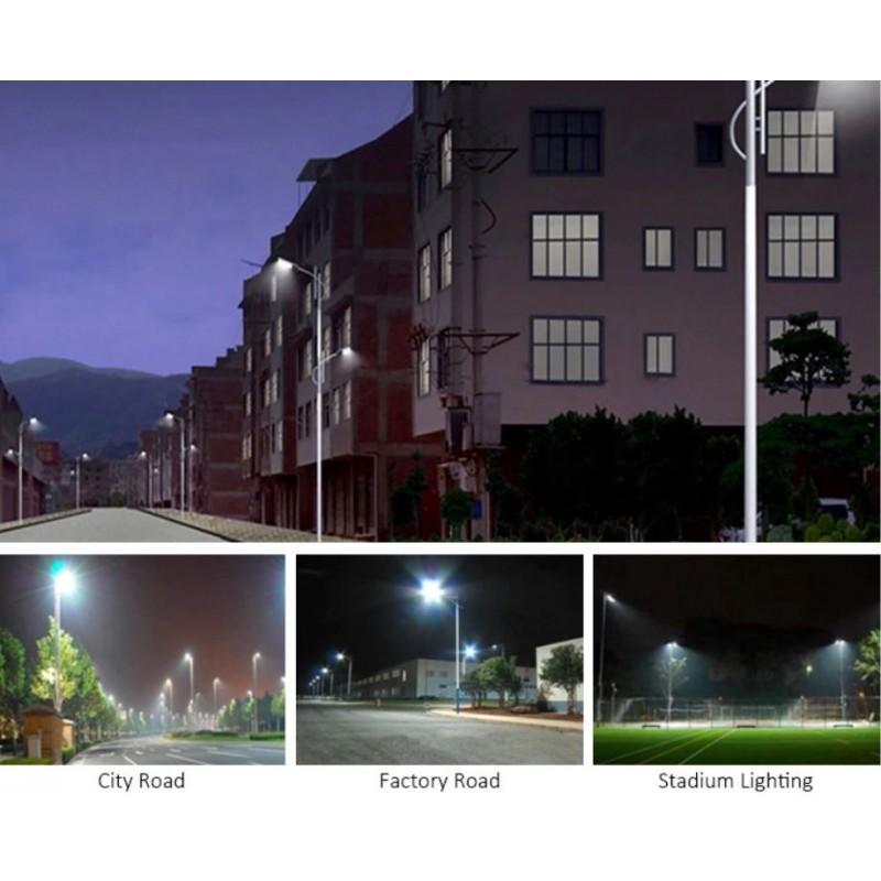 ALL IN ONE LED SOLAR STREET LIGHT. 20W, 40W, 60W