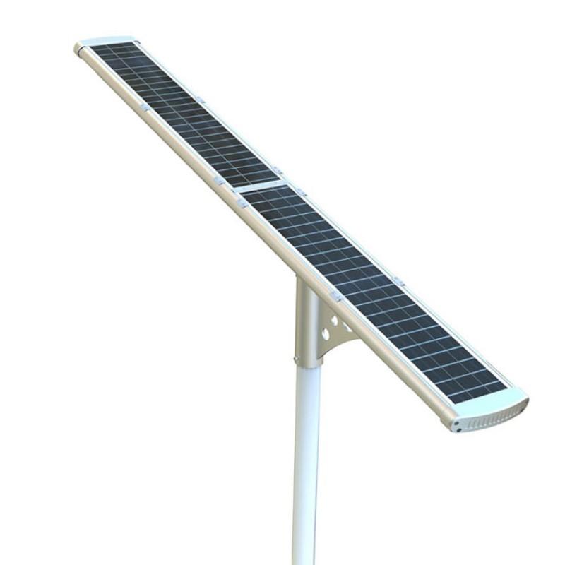 PORTABLE 40W 12V DC LED SOLAR STREET LIGHTS